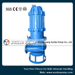 Wear Resistant Submersible Slurry Pump