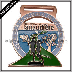 High Quality Hollow out Medal for Sport (BYH-10621)