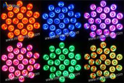 24*12W Rgbaw+UV LED PAR 56 LED PAR 64