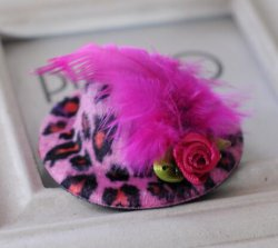 Lovely Pet Supply Products Dog Little Pillbox Hat (KH1011)