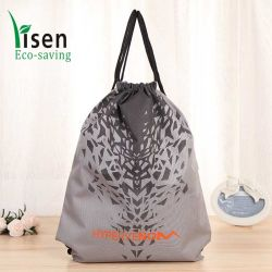 Promotion Fashion Design Sports, Travel and Shopping Drawstring Bag