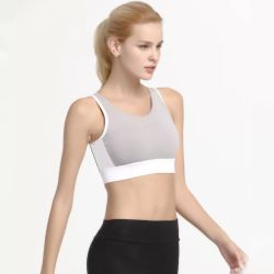 Professional Absorb Sweat Top Athletic Running Sports Bra Gym