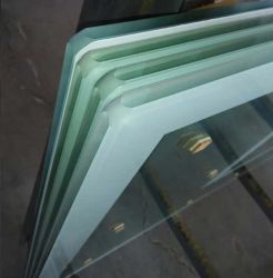 Clear Silk Screen Tempered Glass for Sport Equipment Glass
