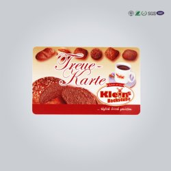Factory Price 13.56MHz RFID Smart Card with Customized Design