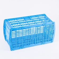 Vented Egg Crate Standard Plasitc Crate HDPE Stackable