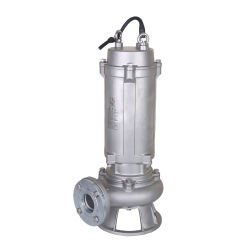 High Pressure Solid Slurry Trash Sewage Dirty Water Particle Pumps