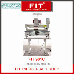 Embroidery Machine with Single Head (901c)