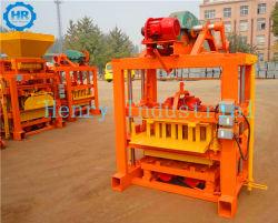 Qtj4-40 Easy Operate Automatic Block Making Machine, Hollow Concrete Block Making Machine