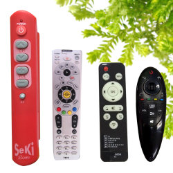 Intelligent/ Universal/LED LCD TV Remote Control for Mexico Market