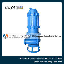 Centrifugal Submersible Slurry Pump for Sewage & Sludge