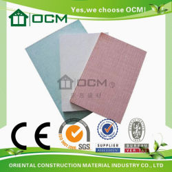 Wall Paneling Glass Magnesium Oxide Board
