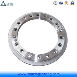 2016 China OEM Hot-Sale Stainless Steel Flange Wholesale