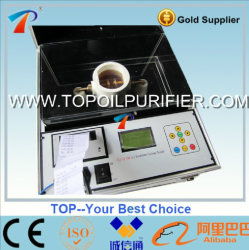 Fully Automatical Oil Tester Dielectric Strength Insulating Oil Test Series Bdv-Iij-II, Output Voltage: 60kv, 80kv, 100kv, IEC156