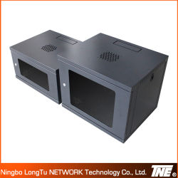 Simple Type Wall Mount Network Cabinet For Patch Panels