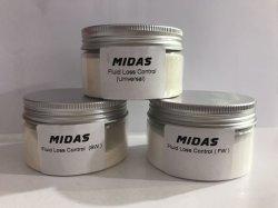 Fluid Loss Control Agent (FLC/FLA) Low Temperature by Midas