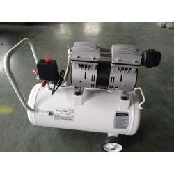 30L 750W Air Pump Screw Rotary Portable Oilless Silence Piston Air Compressor