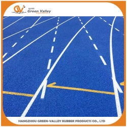 Blue Color EPDM Granule for Rubber Floor Running Track Rn 01