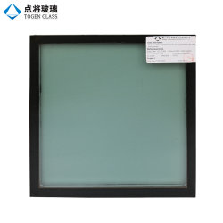 Heat Strengthened Comercial Building Glass Wall