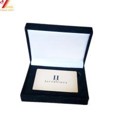 High Quality Hot Velvet Box / Gift Box /Medal Box /Coin Box (YB-HD-114)