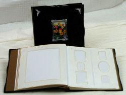 Self-Adhesive Sheet Photo Alnum (8002)