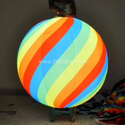 Customized Outdoor Colorful Promotional Advertising Inflatable Ground Balloon for Sale