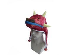 Dinosaur Shape Soft Animal Hat
