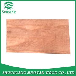 1220X2440mm Natural Vennered Fancy Plywood with Poplar Core