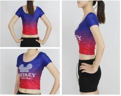 Women's Rip-Stop Sportsuit &T-Shirt Short Sleeve