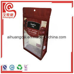 Aluminum Foil Plastic Packaging Stand up Food Bag for Dates