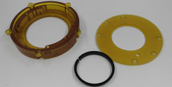 Precise CNC Machinery Parts by CNC, Turning, Milling