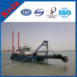 High Production River Suction Sand Dredger for Sale