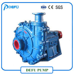 Factory Supply High Quality Mining Sewage Transfer Slurry Pump for Sludge