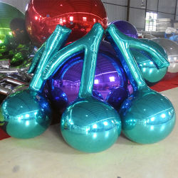 Inflatable Musical Notes/ Attractive Inflatable Mirror Ball for Party Show