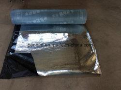 Self-Adhering Bitumen Waterproof Membrane Asphalt Aluminum Foil Surface Building Material