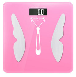 Touch Sensitive Digital Health Scale