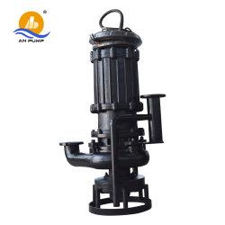 Non-Clogging Submersible Mud Slurry Pump with Stirring Impeller