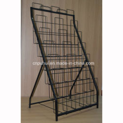 12 Pocket Floor Rotating Picture Rack (PHY2035)