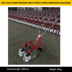 China Manufacturer of New Type Hot Sale Mini Paddy Power Weeder