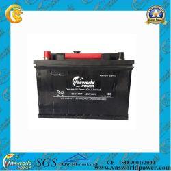 JIS 74ah 12 Volt Batteries Car Battery by Best Selling Car Battery Factory