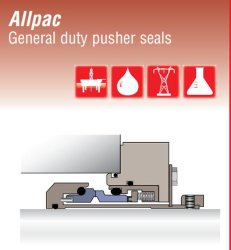 Slurry Pump Seals Allpac, Flowserve Seal