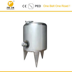 Stainless Steel Ss Slurry Preparation Prep Tank