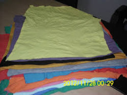 Disposable Cotton Wipers/Wiping Rags