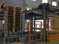 Fully Automatic Waterproof High Level Palletizing Line