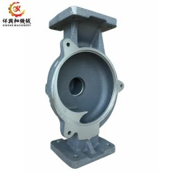 OEM Iron Sand Casting Vacuum Pump Parts