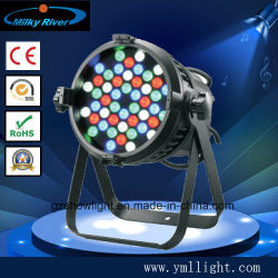 54PCS*3W LED PAR 54 RGBW Light 54*5W waterproof LED PAR Stage Light