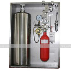 Kitchen Automatic Fire Suppression System