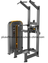 J200-16 Assisted Chin DIP/Gym/Fitness Equipment/Bodybuilding/Plusx/Commercial Use
