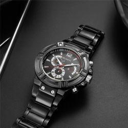 Muniti Wholesale Men Quartz Wrist Watch in Shenzhen Factroy