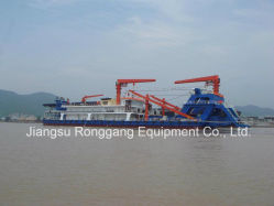 Low Price Medium Size Jet Suction Sand Dredger