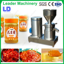 SS304 Peanut Butter Machine Manufacturer/Peanut Butter Blender Device for Sale with Ce